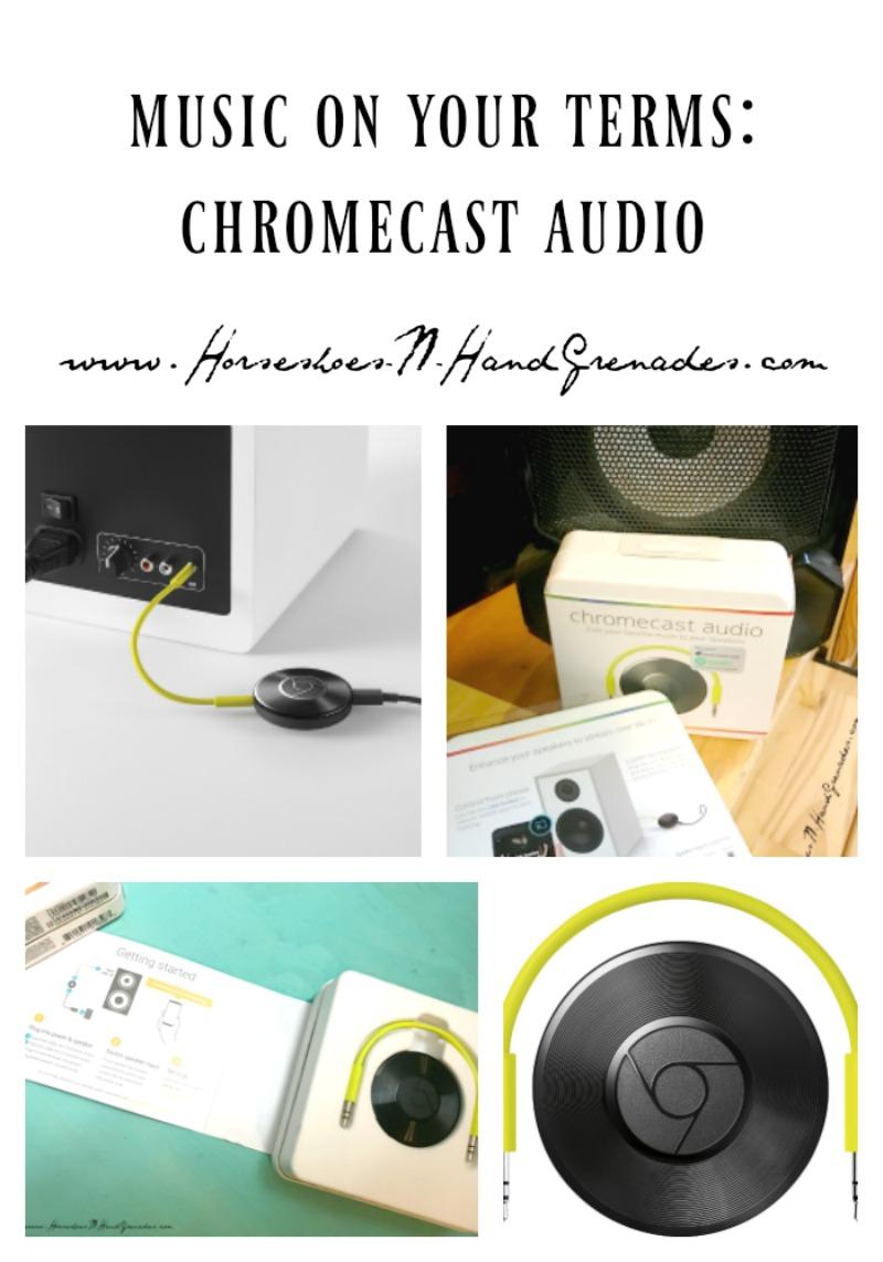 Chromecast Audio Pinterest
