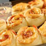 Easy Pepperoni Pizza Pinwheel Appetizers