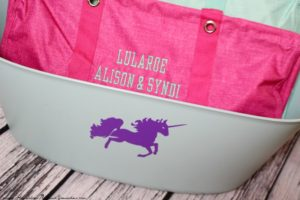 Easy Unicorn Vinyl Decals with Cricut