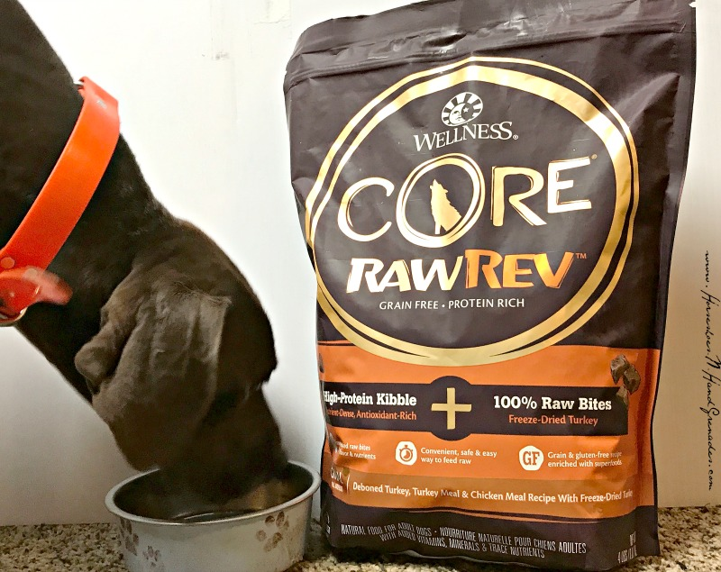 Ellie Mae Eating Core RawRev