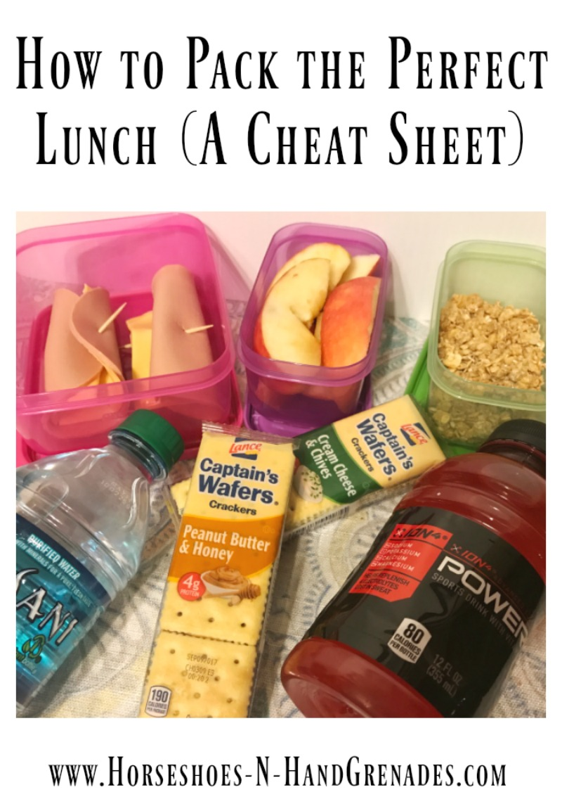 How to pack the perfect lunch