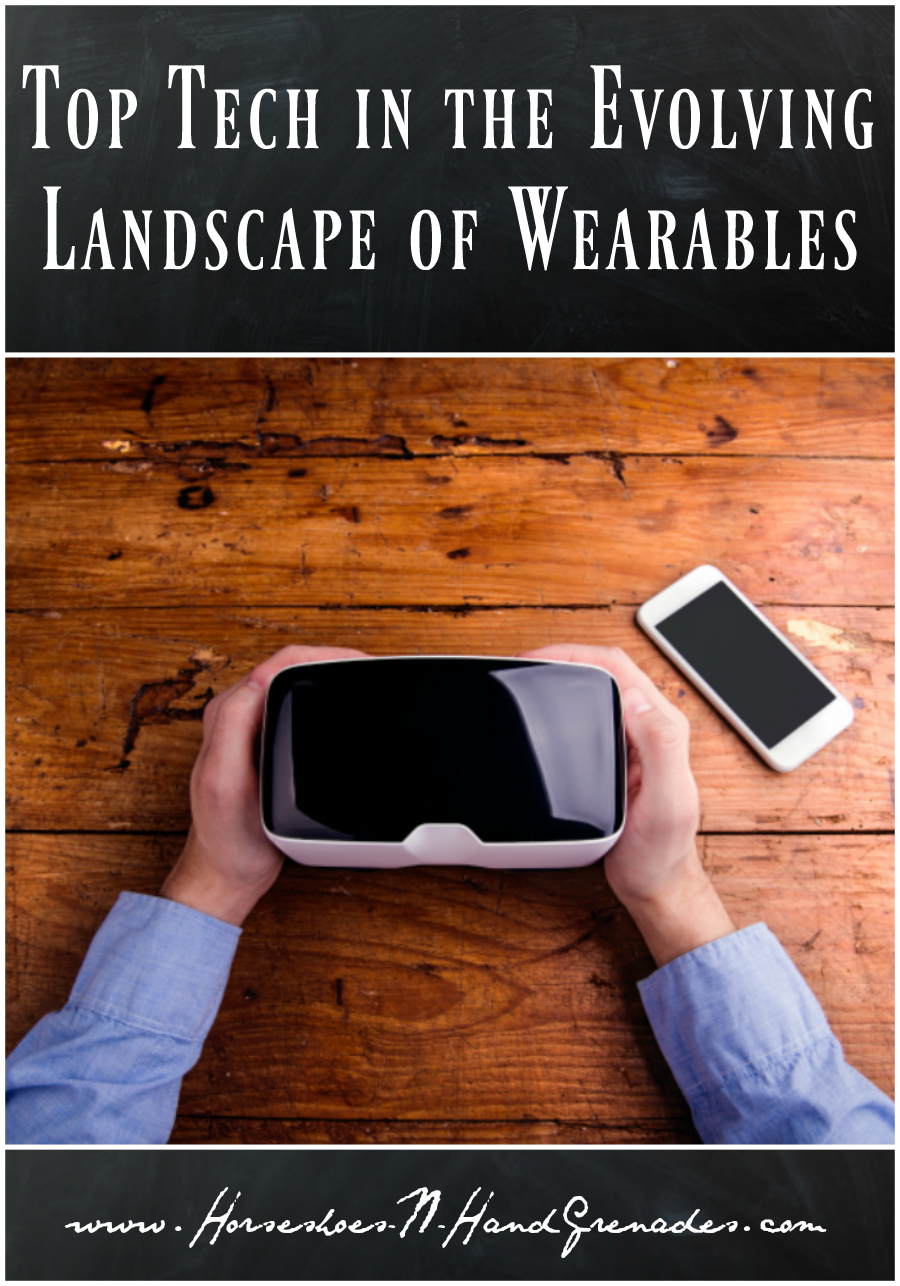 Top Wearable Tech