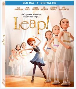 Leap! for FOOTLOOSE