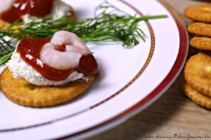 Bringing Everyone Together For Game Time – Shrimp Cocktail Dip Recipe