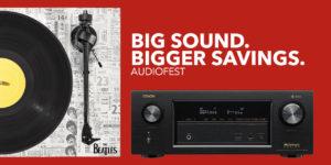 Magnolia March Audio Fest at Best Buy