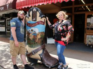 Visit Pendleton and Experience The Oregon Trail